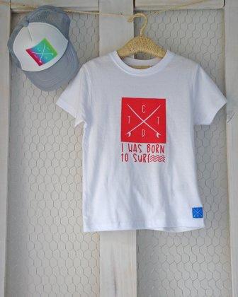 Camiseta CDTD Coral